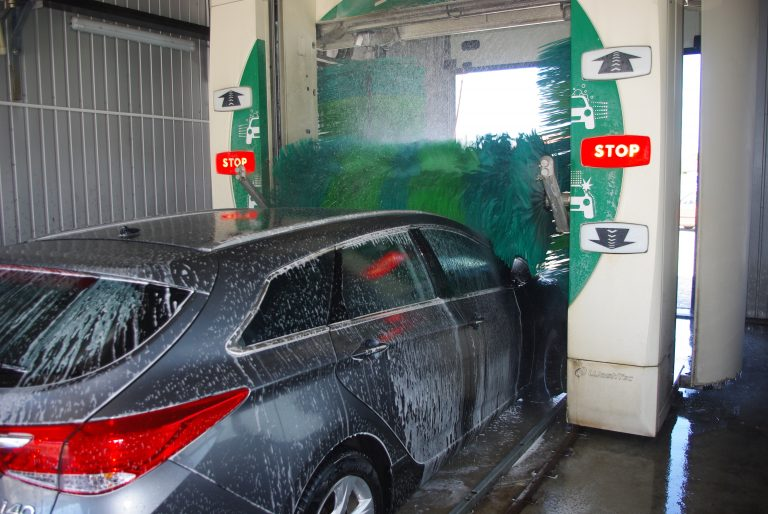 myjnia automatyczna Łowicz