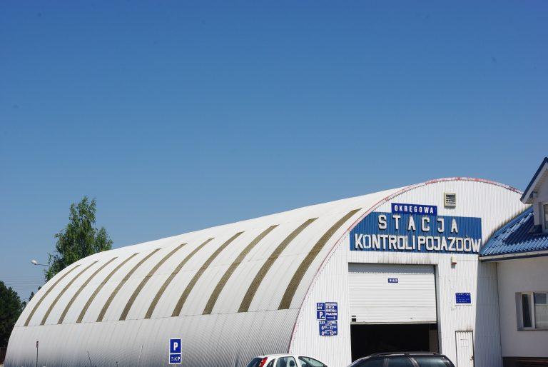 stacja kontroli pojazdów Łowicz