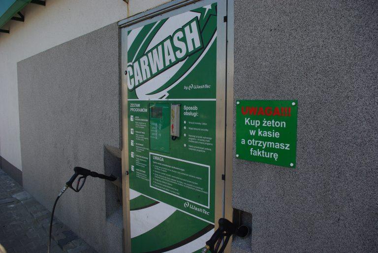 myjnia bezdotykowa Łowicz