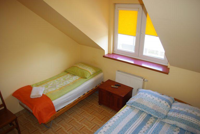 Pokój 3-osobowy zajazd przy starej 2