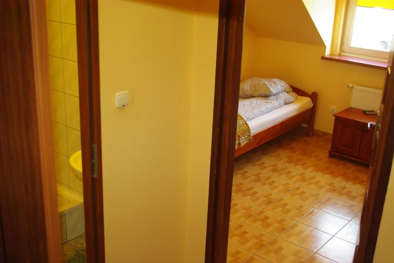 Pokój 2-osobowy zajazd przy starej 2