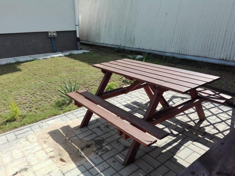 miejsca do siedzenia na powietrzu